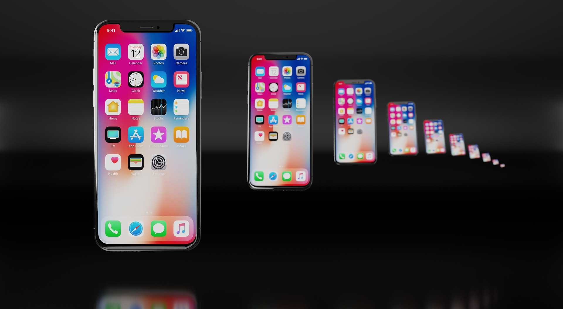 Motorola phone 'brazen copy' of iPhone X
