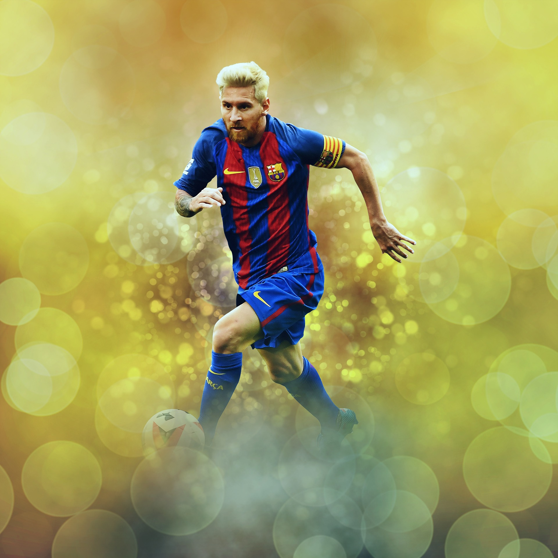 The record which details magical Messi's longevity